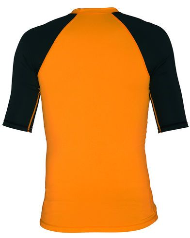 Hurley One & Only Neon S/S Junior  Rushguard