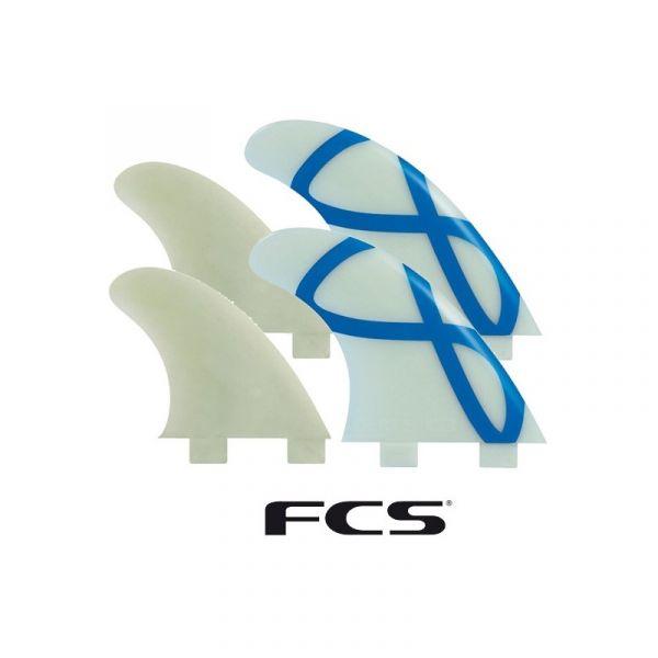 FCS Glass Flex Quad-5Xc