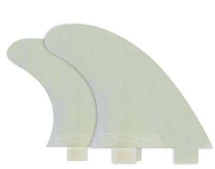 FCS Glass Flex M-7 Quad Set