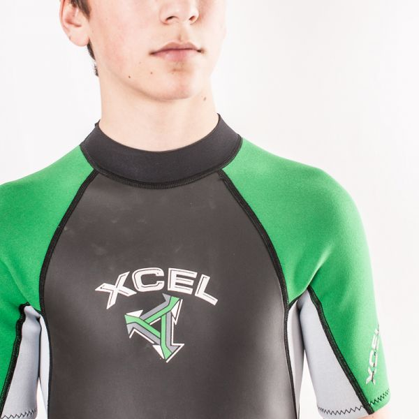 Xcel Wetsuit Kids GCS Shorty 2mm * Winter is coming