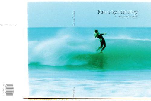 Foam Symmetry Vol. 4 Number 1
