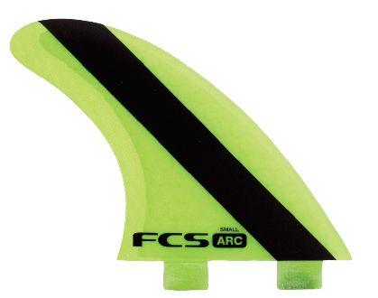 FCS ARC Performance Core Tri Set - Small