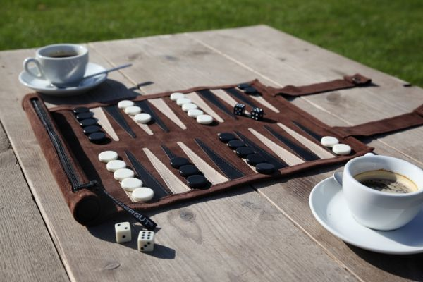 Reise Backgammon