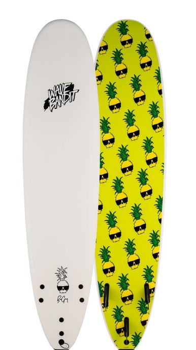 Wave Bandit Ben Gravy 8'0