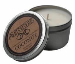 Matunas Candle 100% Natural Coco