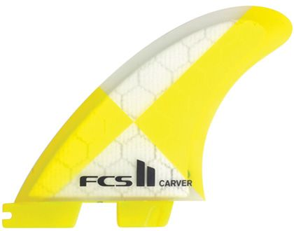 FCS 2 Fin System CARVER PC Large