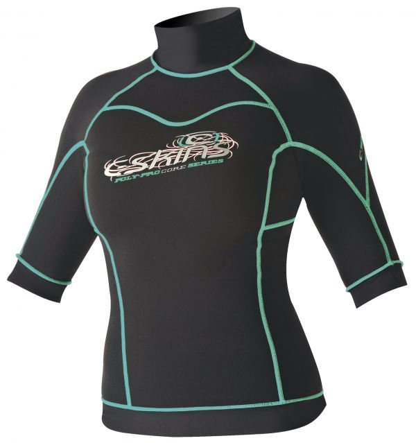 C-Skins Womens Poly Pro Core Series S/S