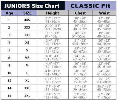 C-Skins Junior Legend 5/4/3mm Steamer Front Zip