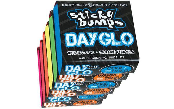 Sticky Bumps DAY GLO Surfwax