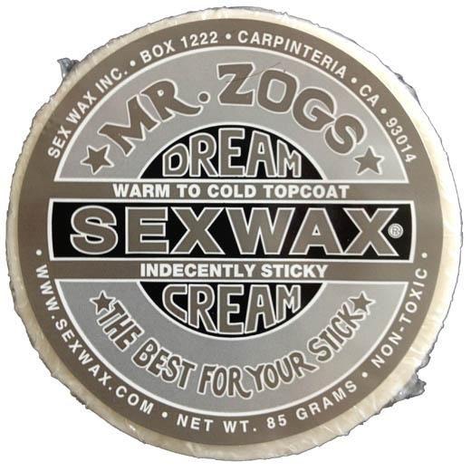 !!!!   Sex Wax  Dream Cream Topcoat !!!!!!!