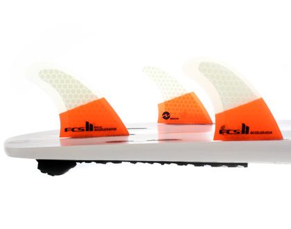 FCS 2 Fin System ACCELERATOR PC Grom