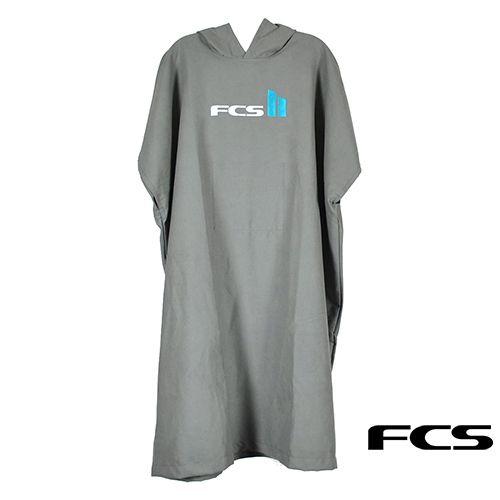 FCS Poncho Velour