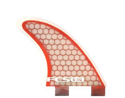FCS G-XQ Rear red