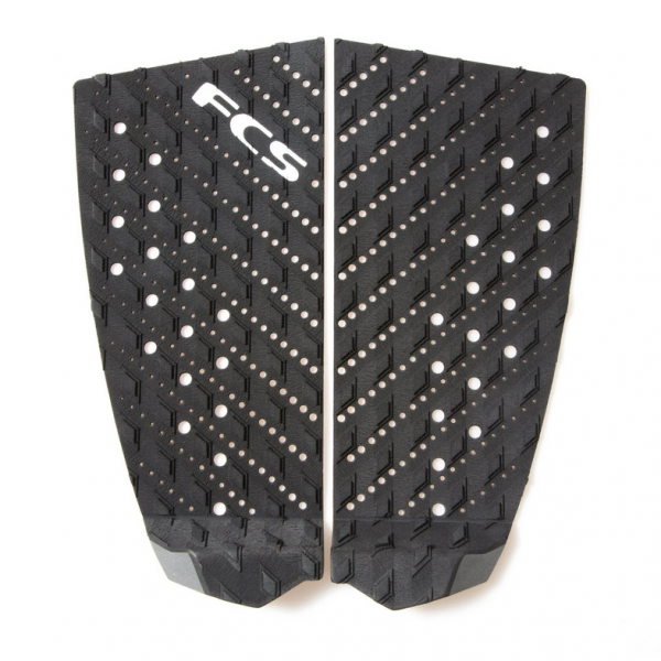 FCS T-2 Traction Pad Black Charcoal