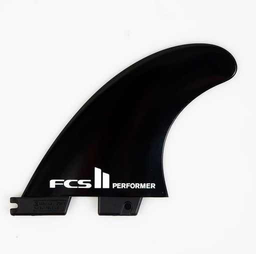 FCS 2 Fin System Performer Quad Rear Glasflex  Medium