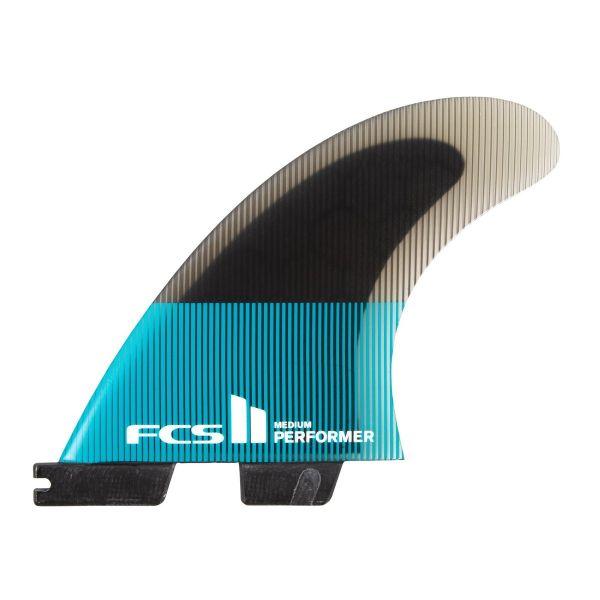 FCS 2 Fin System Performer PC Medium