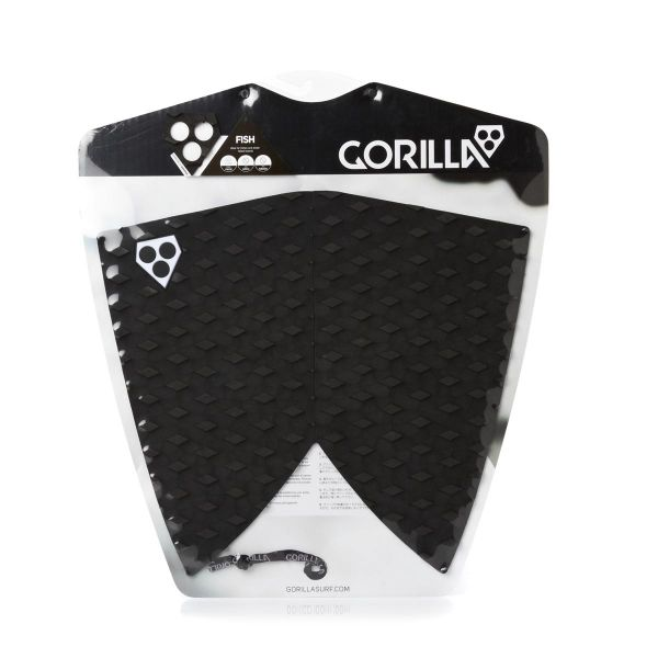 Gorilla Grip Fang - black