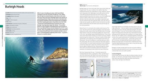 Footprint Surfing The World