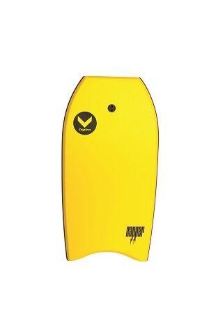 Hydro Zapper Bodyboard-yellow 45