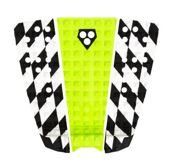 Gorilla Kyuss Green Race Check Tail Pad