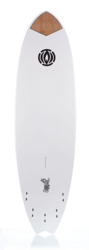 Light Surfboard BMS 7.2