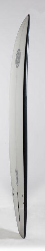 Light Surfboards Micro Log - Mini Longboard 6.8
