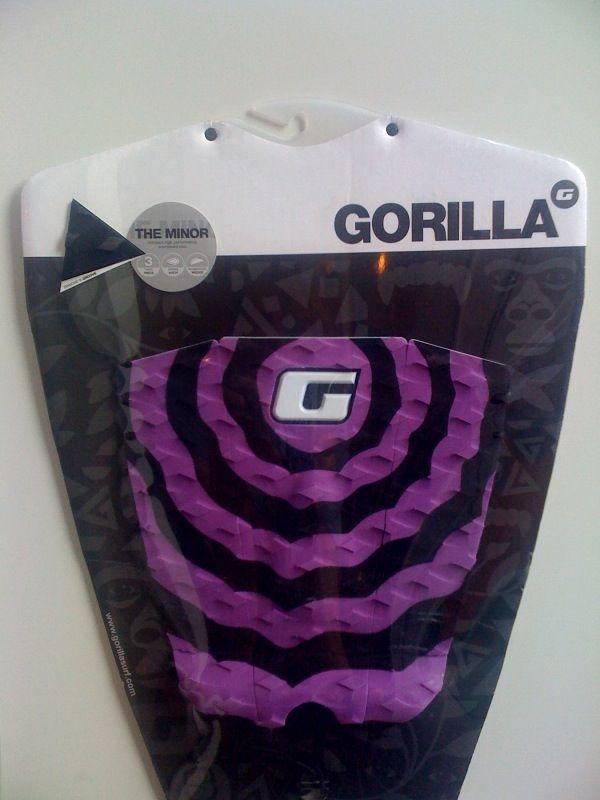Gorilla The Minor black purple