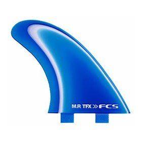 FCS M.R. TFX Twin Fin + Stablizer