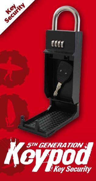 Northcore Original Keypod 5G Schlüsselsafe