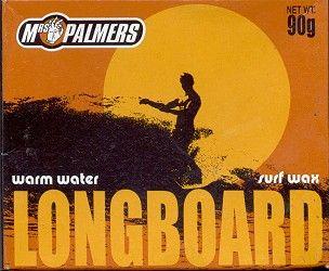 Mrs. Palmers  Longboardwax  90 Gramm