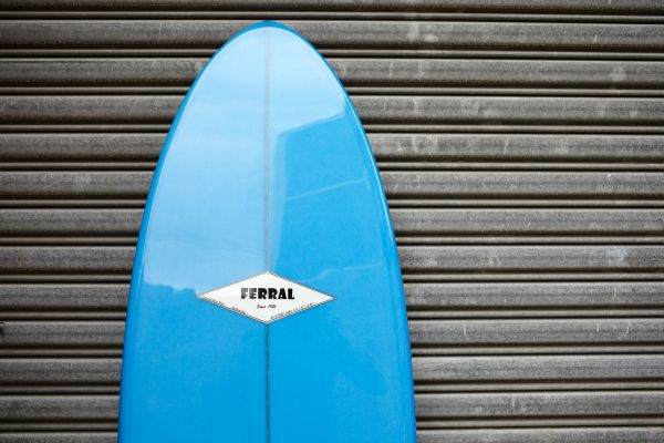 Ferral Surfboards Pistol Whip Twin Fish 6.0