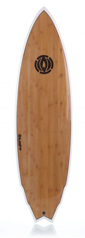 Light Surfboard PROJECT 6.2  – Fish Series
