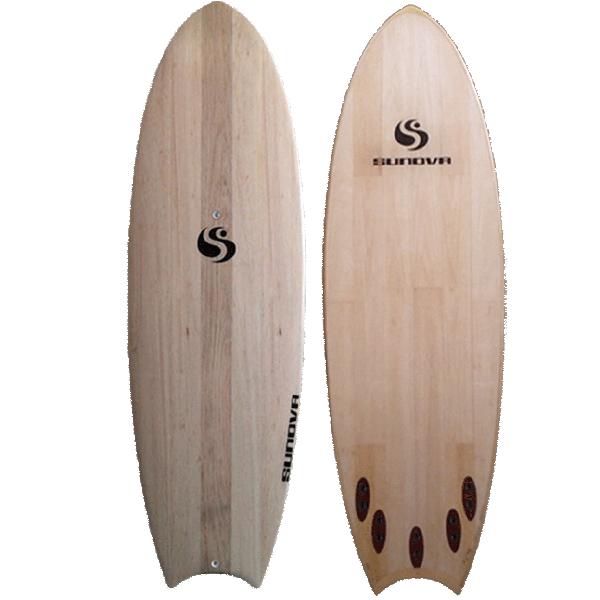 Sunova Surfboards - Moon Fish 5.6