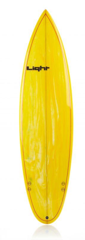 Light Surfboard SUNSET 6.10