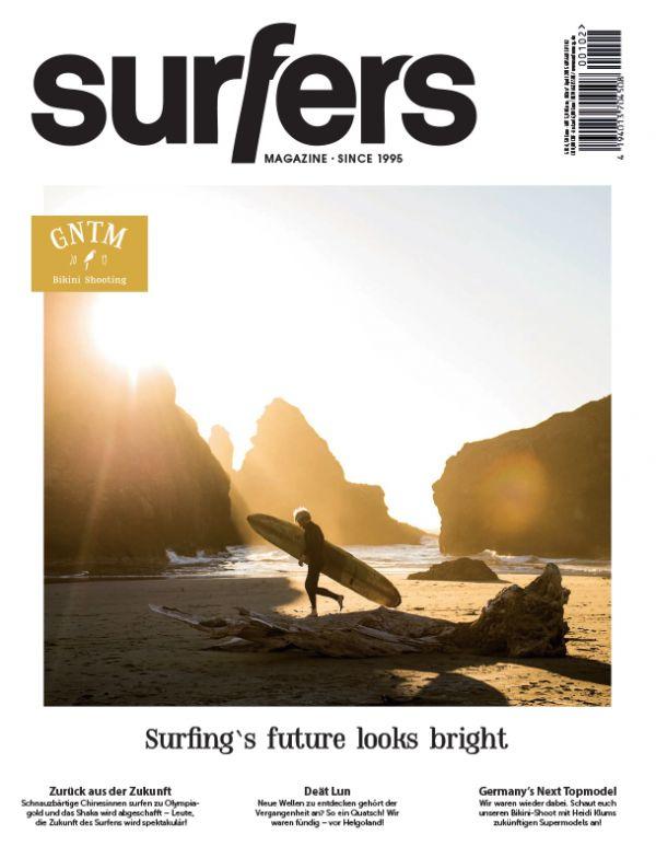 SURFERS AUSGABE 102 - BRIGHT ISSUE