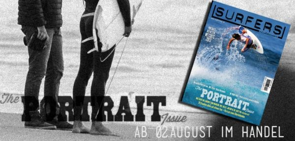 Surfers - The Portrait Issue #96