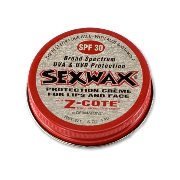 Sex Wax Zinc Cream SPF 30