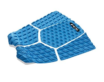 FCS T-4 Traction Pad-blue