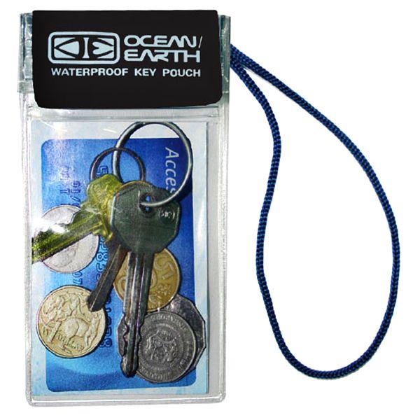 Ocean & Earth Waterproof Key Pouch