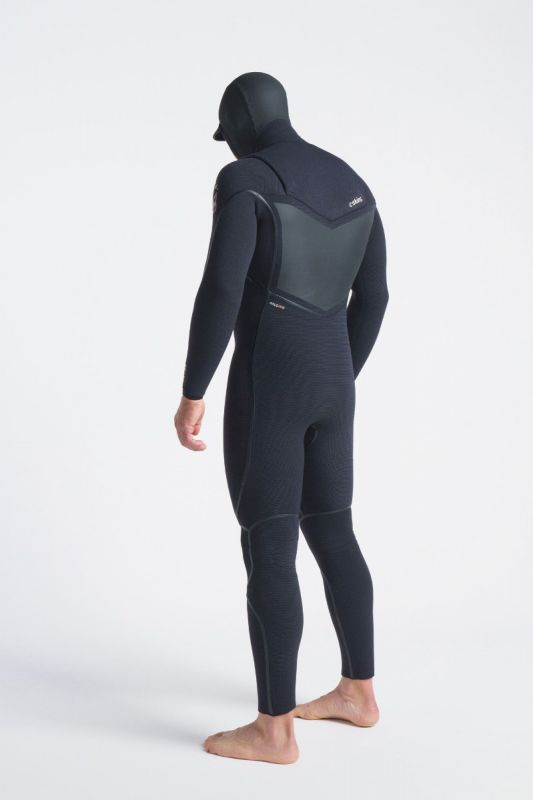 C-Skins Wired+ 6-5 mm LQS Hooded Chest Zip