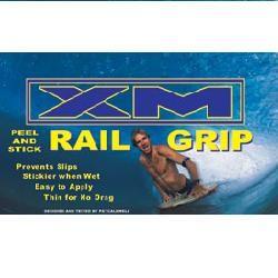 XM Body Board Rail Grip